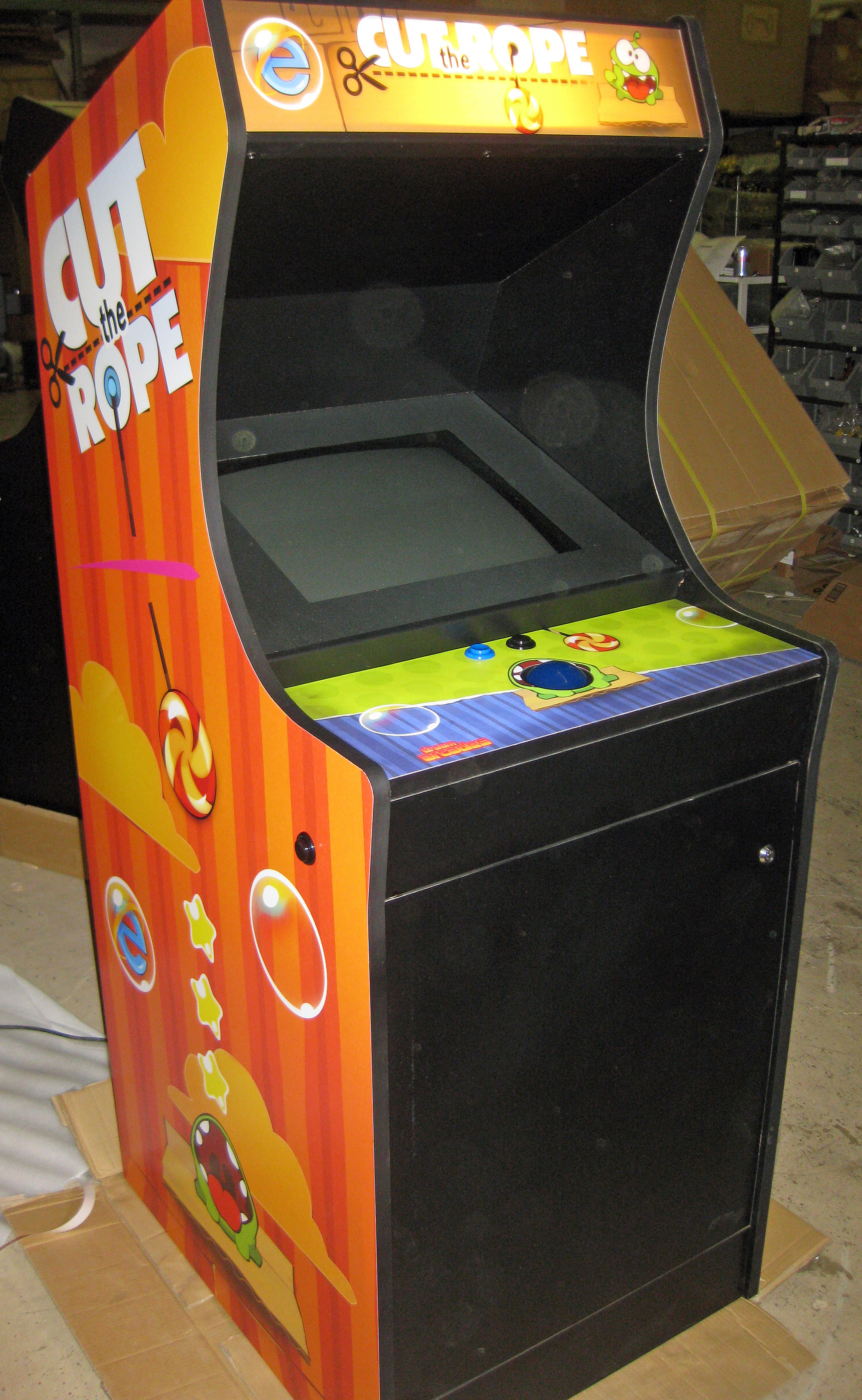 Custom Arcade Machines Gaming Cabinets Dream Arcades