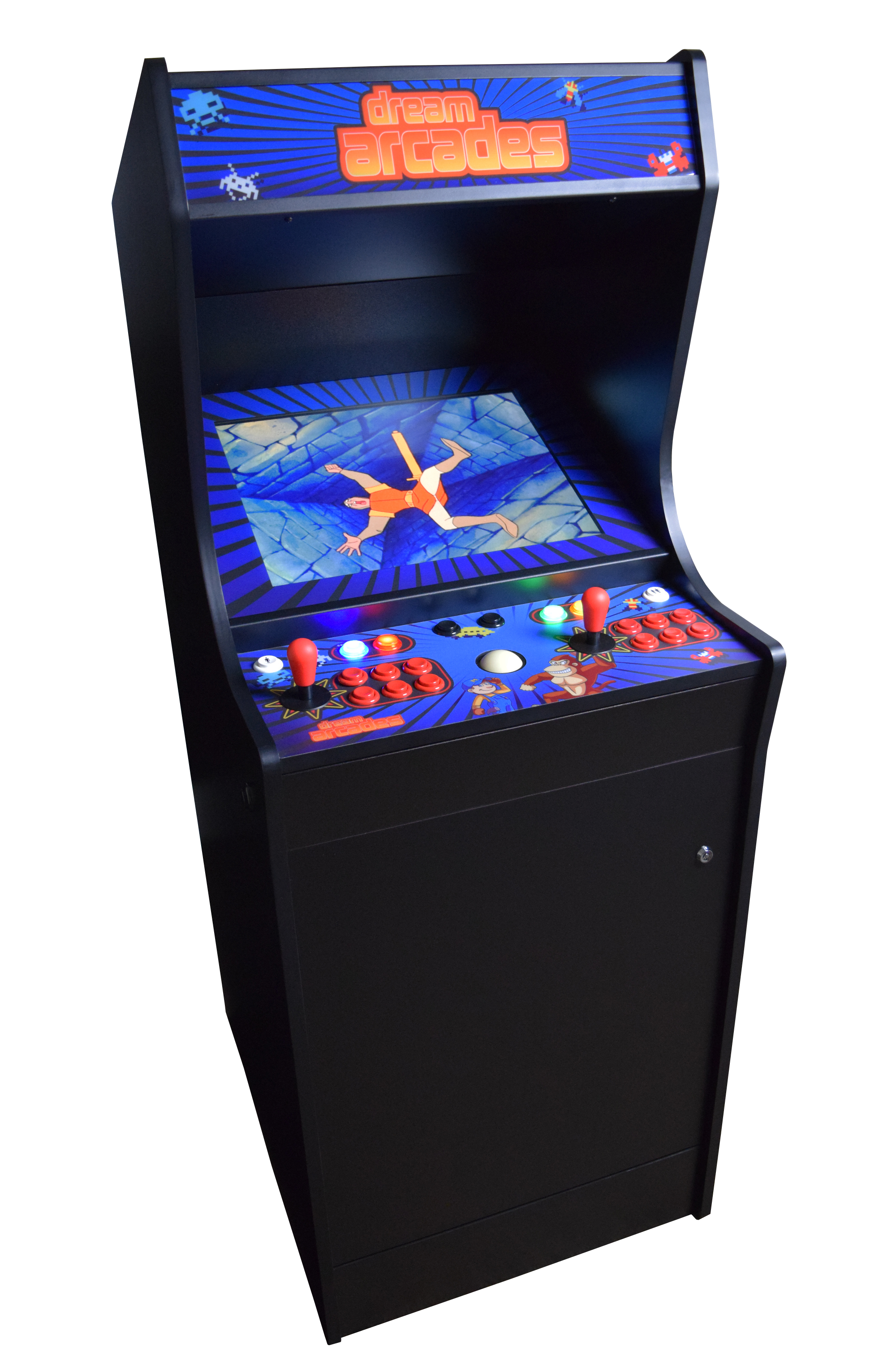 Cabaret Video Arcade Machine Arcade Game Machines