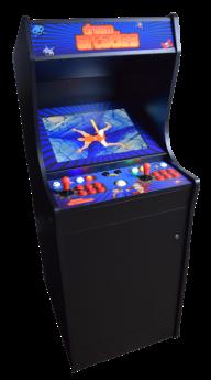 Dream Arcades® - Multi-Game Video Arcade Machines