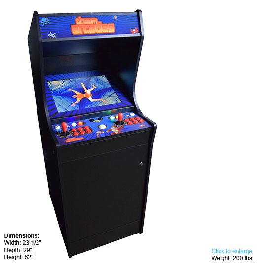 Cabaret Video Arcade Machine | Arcade Game Machines