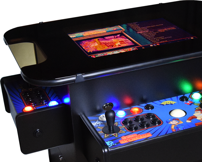 Strange Dream Arcades Multi Game Video Arcade Machines Download Free Architecture Designs Crovemadebymaigaardcom
