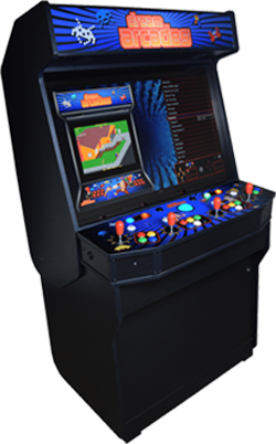 Excellent Dream Arcades Multi Game Video Arcade Machines Download Free Architecture Designs Crovemadebymaigaardcom