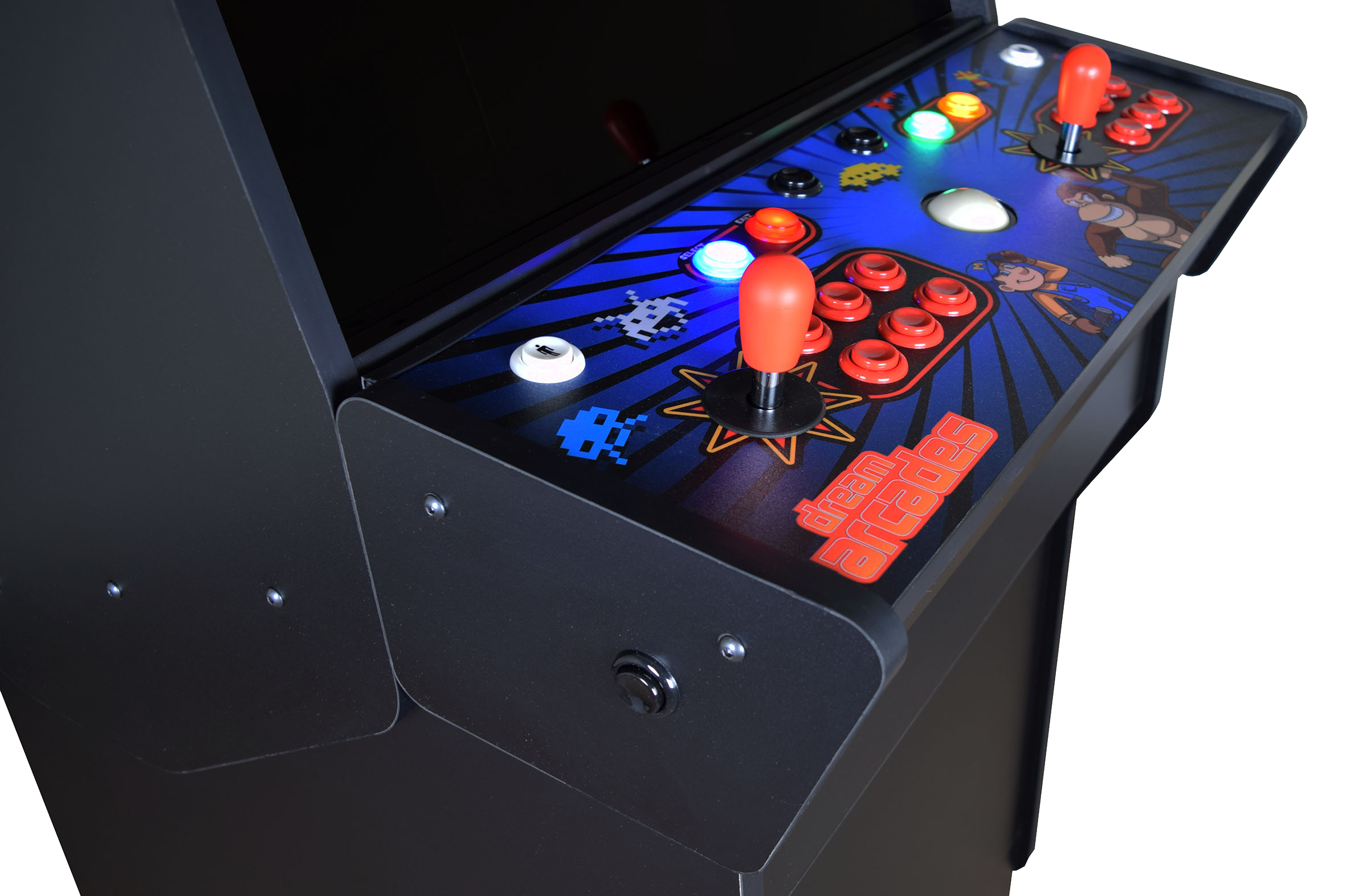 Dreamcade Vision 29   Video Arcade Cabinet for Sale